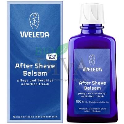 Balsam după ras pentru bărbați Aftershave Men Weleda