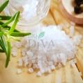 Particule de sare naturală
