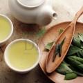 Ceai cu mentă și ceai verde