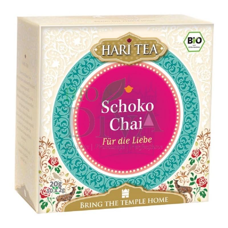 Ceai cu ciocolată și mirodenii picante Mystery of Desire Hari Tea