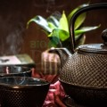 Ceai cu ciocolată și mirodenii picante
