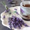 Ceai cu lemn dulce, mentă și lavandă