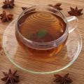 Ceai cu honeybush, anason și salvie