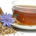 Ceai cu cicoare, lemn dulce și cacao