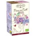 Ceai cu trandafir sălbatic și hibiskus Peace on Earth Allow Love Shoti Maa