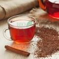 Ceai cu lemn dulce, cacao și scorțișoară
