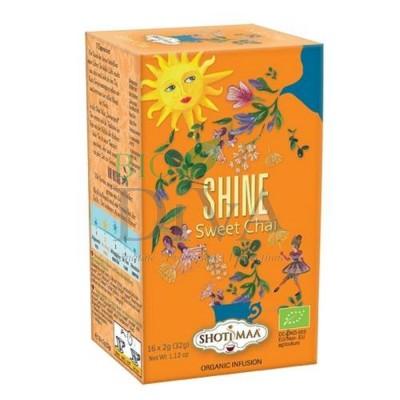 Ceai cu fenicul și lemn dulce Sundial Shine Shoti Maa