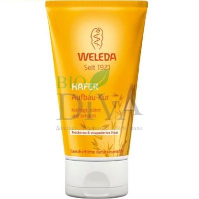 Tratament regenerant cu ovăz pentru păr uscat sau deteriorat Weleda