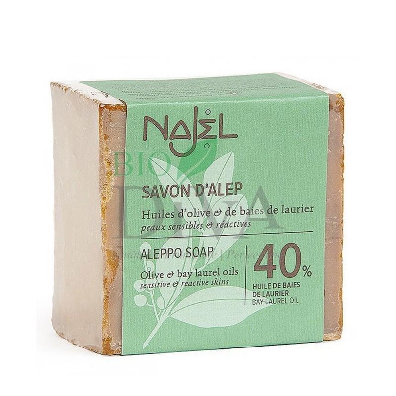 Săpun de Alep 40% 200 g Najel