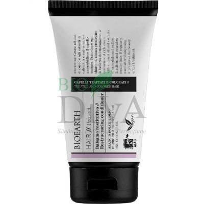 Balsam de păr reparator cu cocos Hair Bioearth