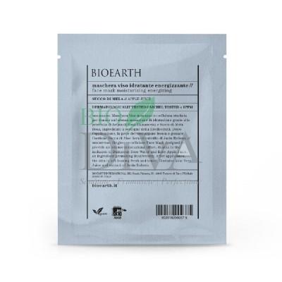 Mască pentru ten energizantă cu suc de mere Bioearth