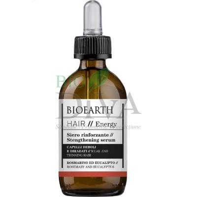 Ser fortifiant pentru păr cu rozmarin Hair Bioearth