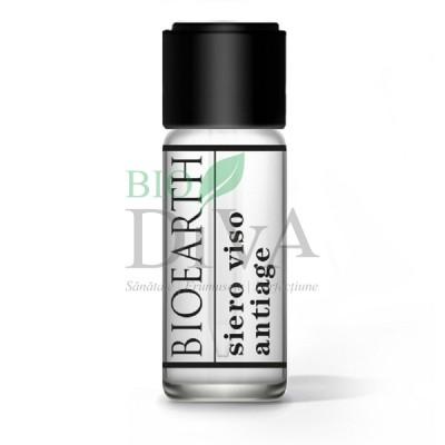 Ser antirid pentru ten cu acid hialuronic Bioearth