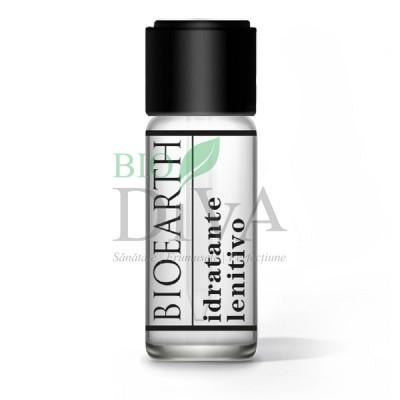 Ser hidratant lenitiv pentru ten cu mușețel Bioearth