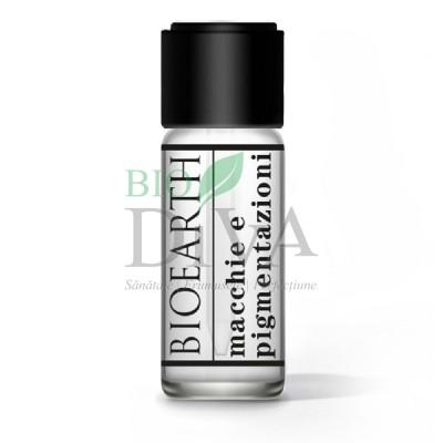 Ser ten pentru pete pigmentare Bioearth