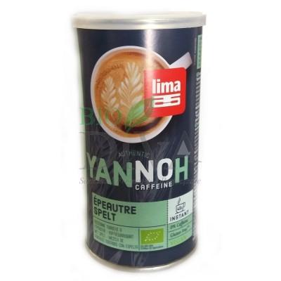 Cafea din cereale Yannoh Instant cu spelta Lima