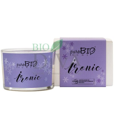 Lumânare parfumată bio Ironic 03 PuroBio Home