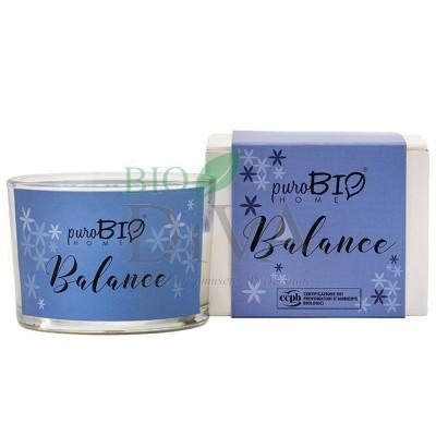 Lumânare parfumată bio Balance 04 PuroBio Home