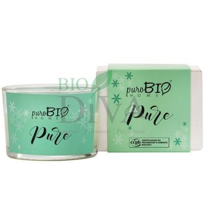 Lumânare parfumată bio Pure 09 PuroBio Home