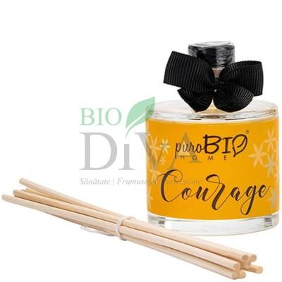 Parfum de cameră natural Courage 02 PuroBio Home