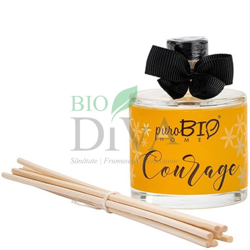 Parfum de cameră natural Courage 02 PuroBio Home