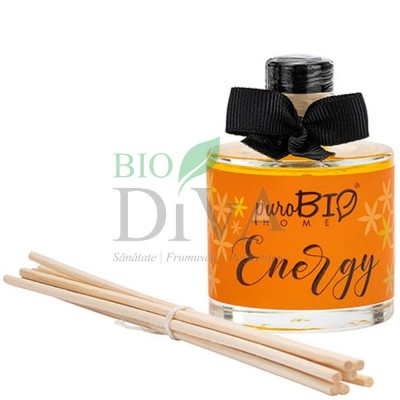 Parfum de cameră natural Energy 06 PuroBio Home