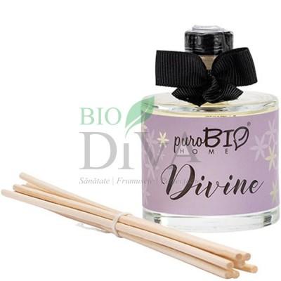 Parfum de cameră natural Divine 08 PuroBio Home