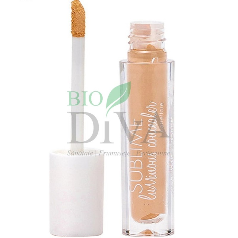 Corector lichid luminous 01 PuroBio Cosmetics