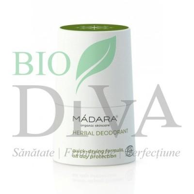 Deodorant cu ierburi MADARA