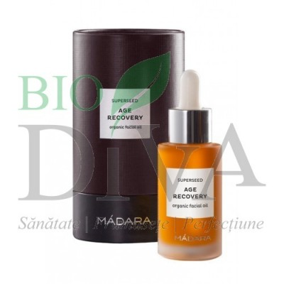 Superseed Age Recovery - Ulei facial anti-aging MADARA