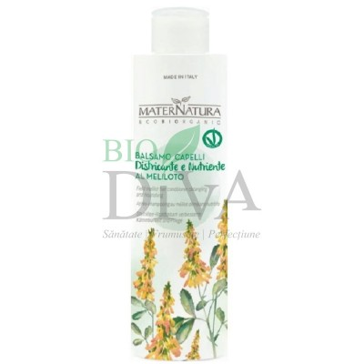 Balsam de păr nutritiv cu sulfină MaterNatura