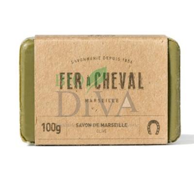 Săpun de Marsilia cu măsline 100g Fer a Chaval