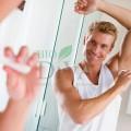 Deodorant cu piatră de alaun și mentă pentru bărbați