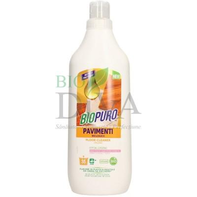 Detergent hipoalergenic pentru pardoseli BIOPURO