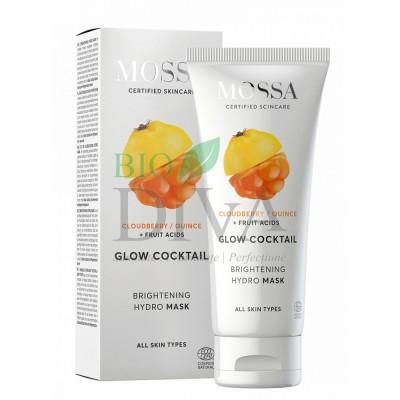Mască hidro-iluminatoare Glow Cocktail Mossa