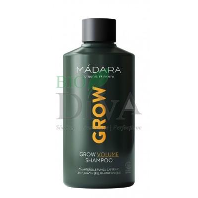 Șampon pentru volum și creștere Grow Madara