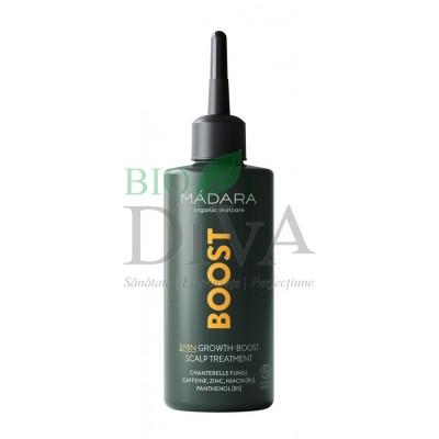 Tratament 3 minute pentru scapl și creșterea părului Boost Madara