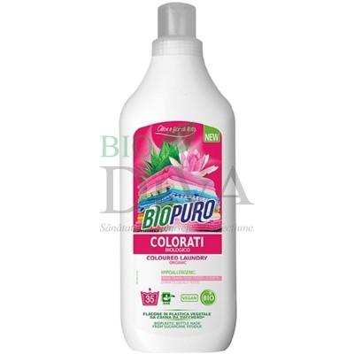 Detergent hipoalergenic pentru rufe colorate BIOPURO