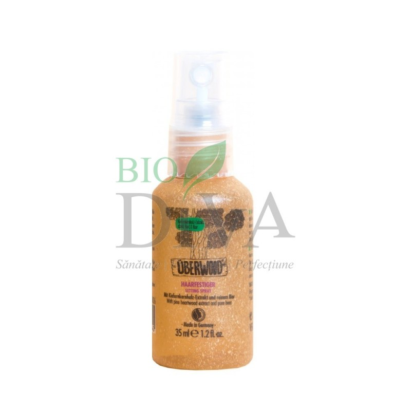 Spray fixativ Setting 35ml Überwood
