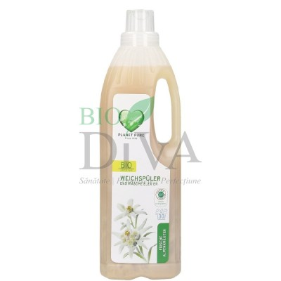 Balsam de rufe bio cu flori de munte 1L Planet Pure