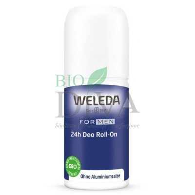 Deodorant roll-on Men pentru bărbați Weleda