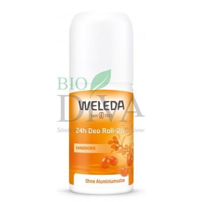 Deodorant roll-on cu cătină Weleda