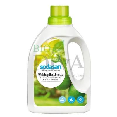 Balsam de rufe cu lime 750 ml Sodasan