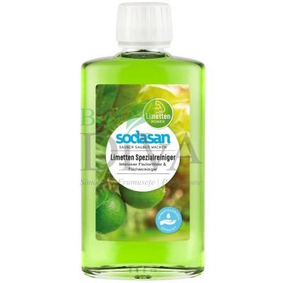 Soluție bio concentrată de curățare a petelor și mirosurilor SODASAN