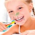 Pastă de dinți cu aroma de Bubble Gum pentru copii