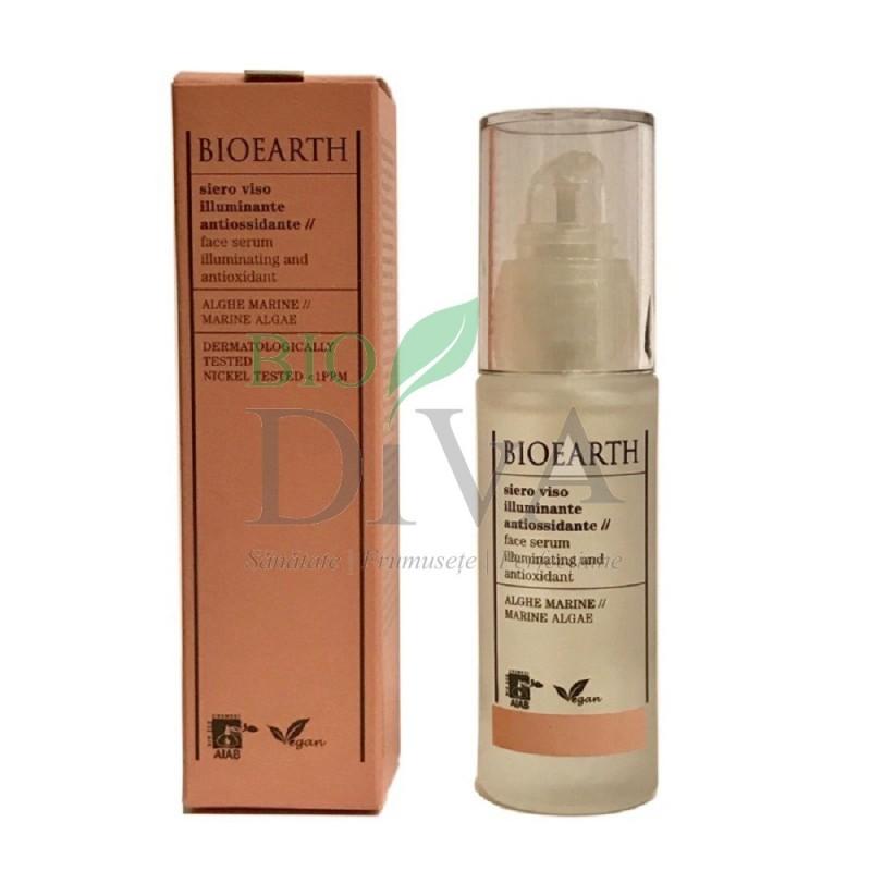 Ser antioxidant cu alge marine Bioearth