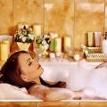Sare de baie Epsom relaxantă cu lavandă