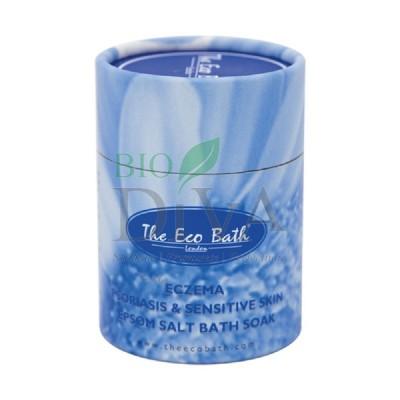 Sare de baie Epsom Derma cu santal și bergamotă Eco Bath London