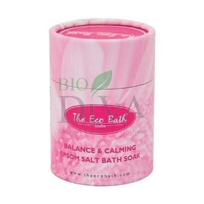 Sare de baie Epsom calmantă cu neroli și mușețel Eco Bath London