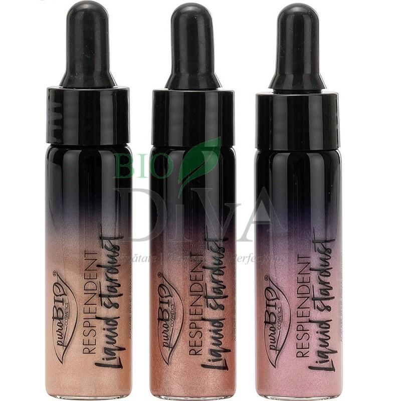 Iluminator lichid PuroBio Cosmetics